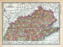 Page 078 - Kentucky and Tennessee, World Atlas 1911c from Minnesota State and County Survey Atlas